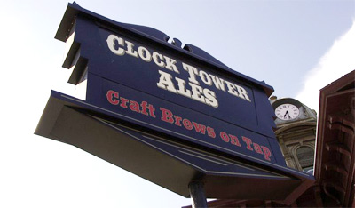 Visit us in The Dalles at Clock Tower Ales Brew Pub