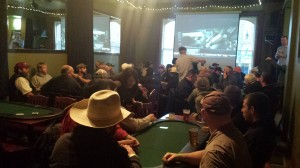 Rodeo poker tournament 2014