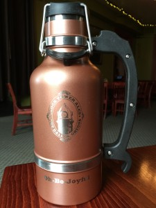 Copper 64 oz Drink Tank Growler